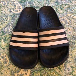 Adidas Slides - Mens Size 7